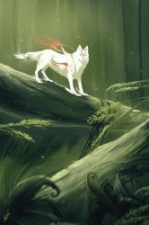In the Woods by yocif