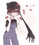 art trade: oliver by pokuio