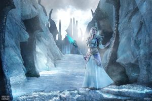 Frost Lich Jaina I by Narga-Lifestream