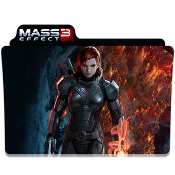 Mass Effect 3 Folder/Icon 3 by Lezya
