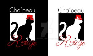 Logo Cha'peau Rouge - first try by Red-Cha