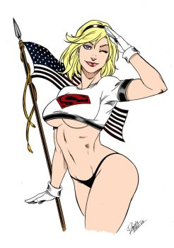 American Kara By Dannith by Kenkira
