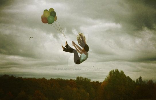 falling. by photoflake