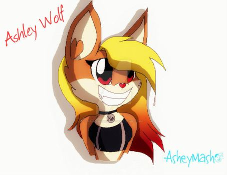 SmiLiNg WoLfIe by SizzlePopp