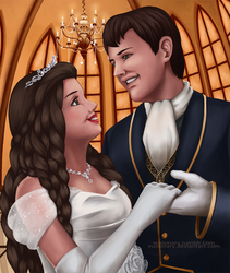 Wedding Gift by vusionary