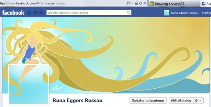 My new facebook by Dunayay