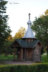 A small church. by Akatamy