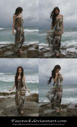 Selkie stock pose reference 40 by faestock