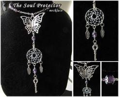 The Soul Protector - necklace by SaQe