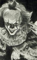 Pennywise The Dancing Clown  by nishaloveschocolate