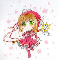 Cardcaptor Sakura Clear Card by Dawnie-chan