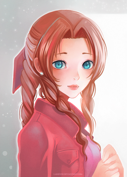 +Aeris -You are alright+ by larienne