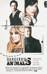 Dangerous Animals Movie Poster by AnaB