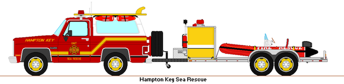 HKFD Chevy Sea Rescue by DonaldMoore909