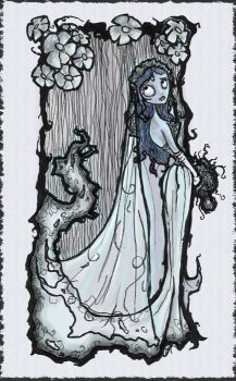 The Corpse Bride, 1of4 by GoblinQueeen