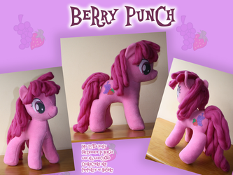 Berry Punch by Jackiekie