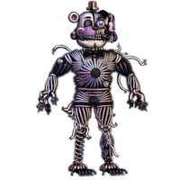 Ennarded Funtime Freddy by TheRealPAZZY
