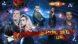 The Christopher Eccleston Year by ChroniclesofTimeLord
