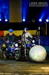 Jeremy Clarkson and James May - TGL by Laura-Abigail