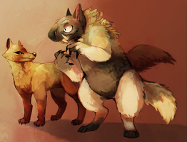 Beasties by Limecrumble