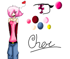 Cher :REF: ( Remake) by Bonnieart04