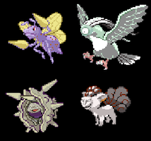 Generation 2 Type Fusions by Emissary4Penguins