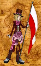 Steampunk Poland by mazoku-chan