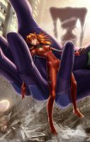 Asuka Langley (NSFW Available) by NinjArt1st