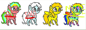 mlp adopts by mlppinkiepiefan