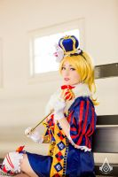 Eli (Magician Version) - Love Live 2 by EmberFox666