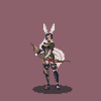 Fran from FFXII by awh13