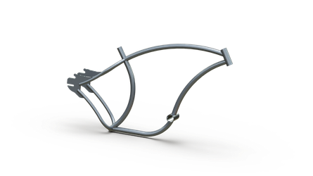 Bike frame by Marsovski