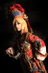 Ion Fortuna cosplay by smallchan