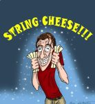 String Cheese by shottsy85