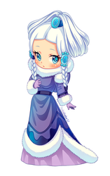 Princess Yue by Nukababe