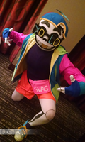[Cosplay] YoLo!Sans :2016: by NobleTanu