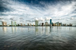 Miami, city by alierturk