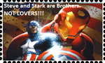 Stony Are Brothers Not Lovers by WOLFBLADE111