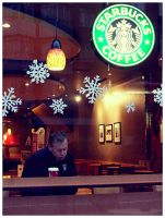 Starbucksed by FadingObscurity