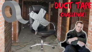 The Whatever Men - Duct Tape Chair Challenge by TheWhateverMen