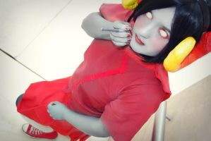 Damara Megido - Homestuck by ShamaRettin
