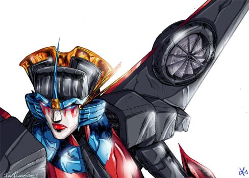Windblade by TheButterfly