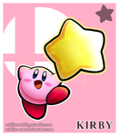 SSB Ultimate Collection: Kirby by Rublitz-Art