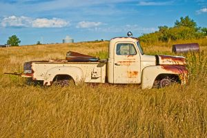 Madoc Truck by quintmckown