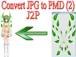[MMD] Tutorial Convert jpg to pmd (2) by Jalmod