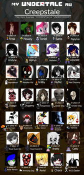 Creepstale (Updated) by Ernesto666