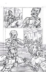 Infinity 3 Count Page 1 Pencils by KurtBelcher1