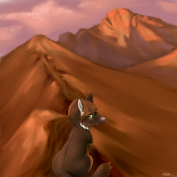 The path by nevaeh-lee