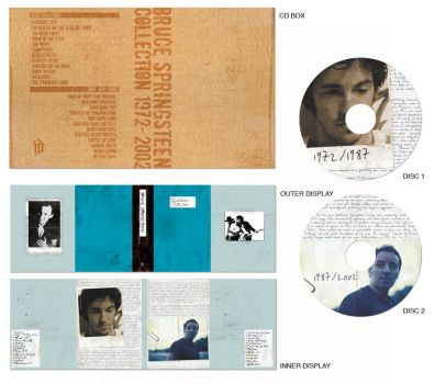 Bruce Springsteen Collection by merrin