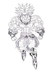 Broly by Bender18